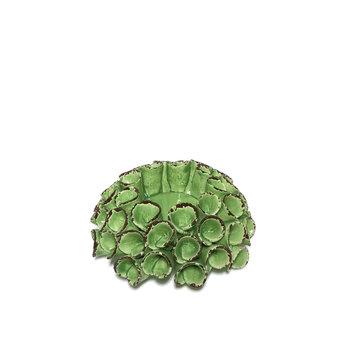 Castiçal Crispin Verde
