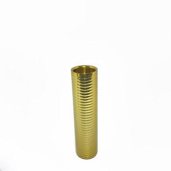 Castical Espiral Dourado M
