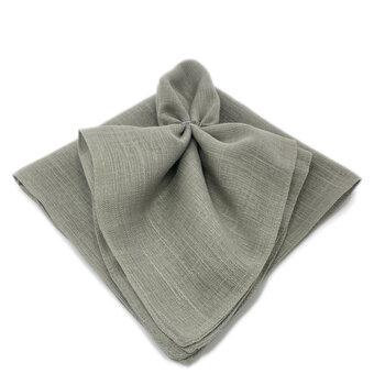 Guardanapo Linho Grey 8 Un