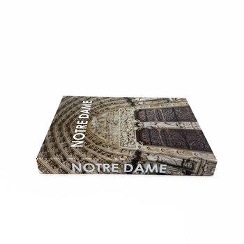 Livro Caixa Notre Dame