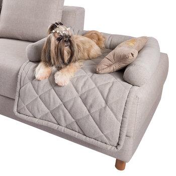 Almofada Pet Matelassê Para Sofá
