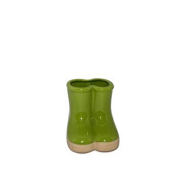Vaso Botinha Verde