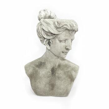 Vaso Busto de Mulher